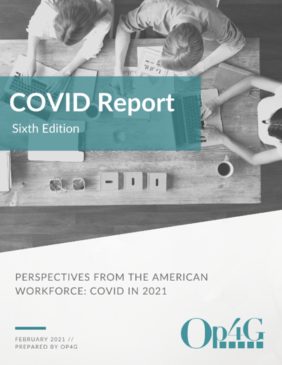 Perspectives from the American Workforce Report V6 (Cover Photo)